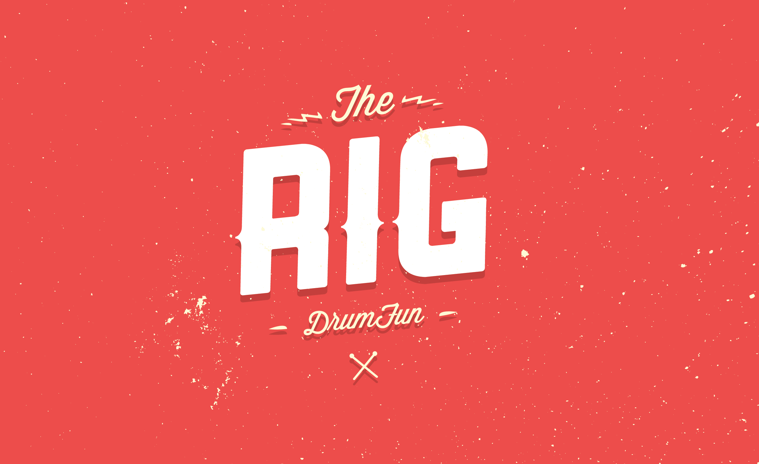 Big Rig logo red