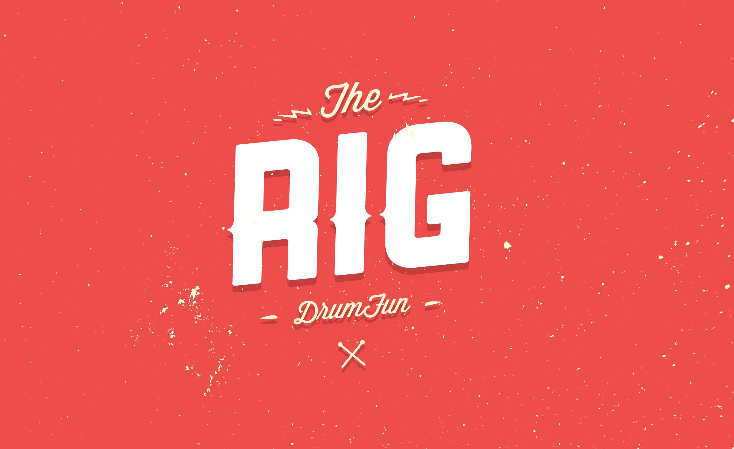 Big Rig logo red